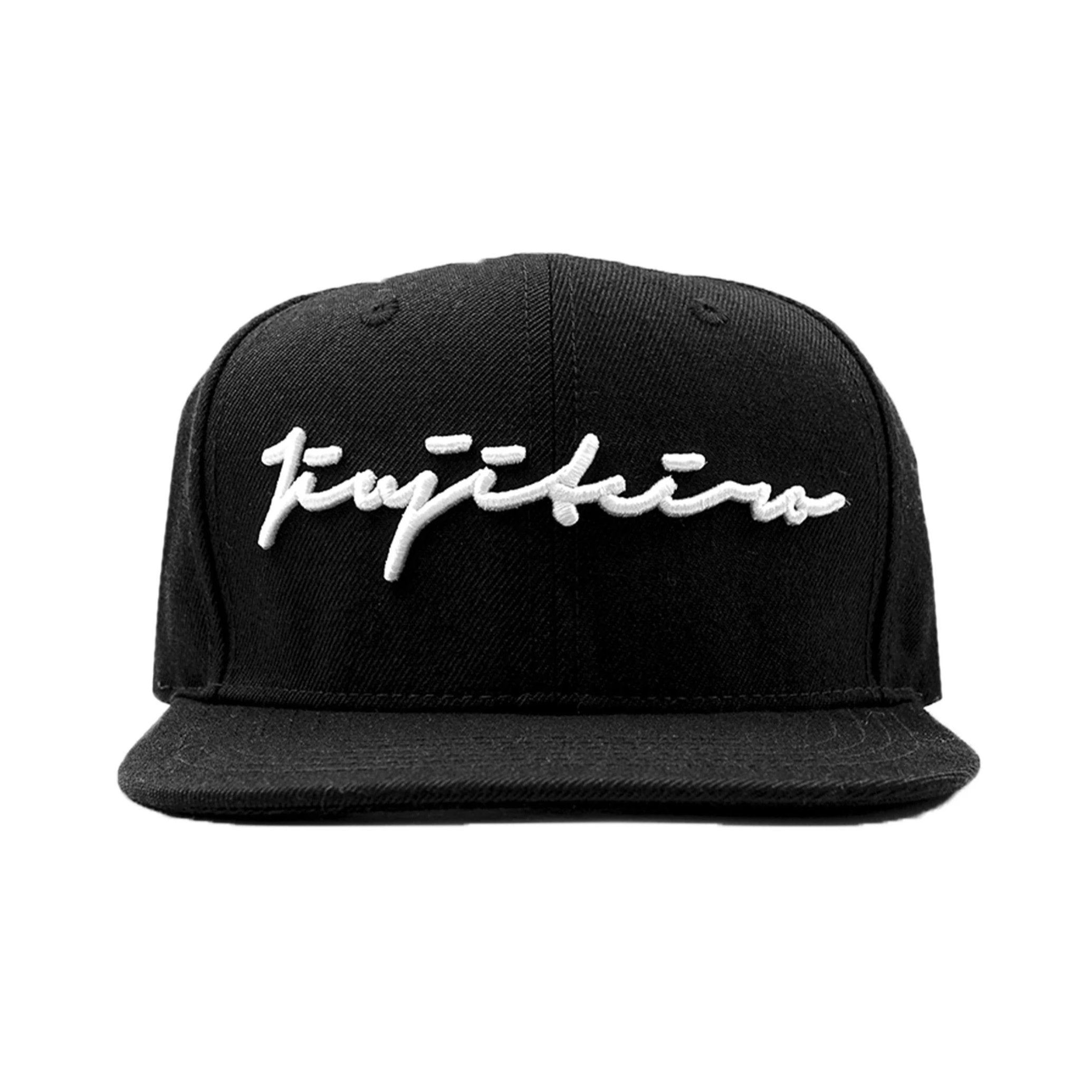 SIGNATURE SNAP BACK BLACK