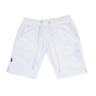 BLOCK FT SHORTS WHITE