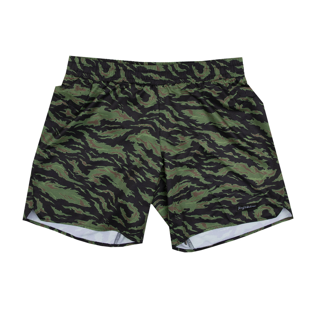 X-TRAIN NOGI SHORTS TIGER CAMO