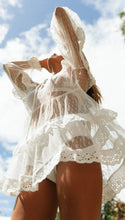 Load image into Gallery viewer, Sexy Beach See-through Layered Dress Cover-ups