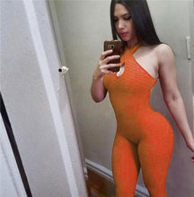 Load image into Gallery viewer, Sexy Yoga Jumpsuit Fitness Pants