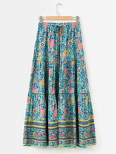 Load image into Gallery viewer, Casual Floral Printed Bohemia Beach Skirt