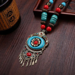 Jewelry Pendant Pendant Jewelry National Style Necklace Sweater Chain Accessories