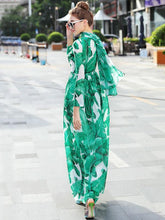 Load image into Gallery viewer, Bohemia Printed Maxi Dresses