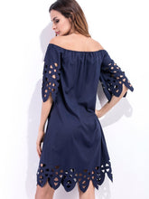 Load image into Gallery viewer, Fashion women Elegant Vintage sexy casual slim beach Dress