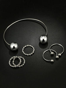 Fashion Vintage Aolly Rings Sets