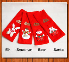 Load image into Gallery viewer, Wine Bottle Cover Bag Decoration Home Party Santa Claus Christmas Party Dinner Decoration Party Natale