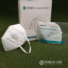 Load image into Gallery viewer, KN95 Protective Mask (Single)