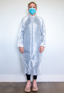 Unisex Isolation Gowns Liquid Repellent (Level 1)