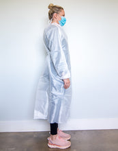 Load image into Gallery viewer, Unisex Isolation Gowns Liquid Repellent (Level 1)