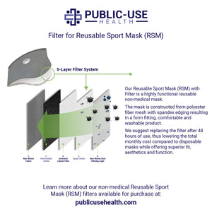 Replacement Filters - Public-Use Health