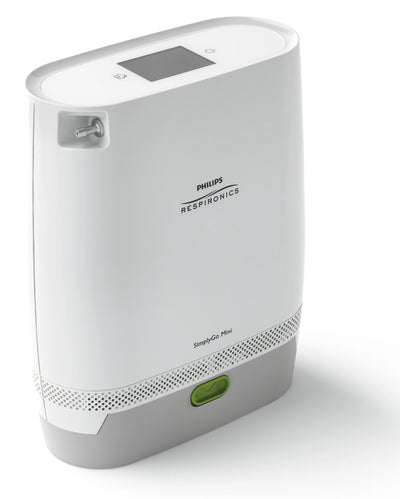 Simplygo portable oxygen concentrator by philips resironics (updated 2019)