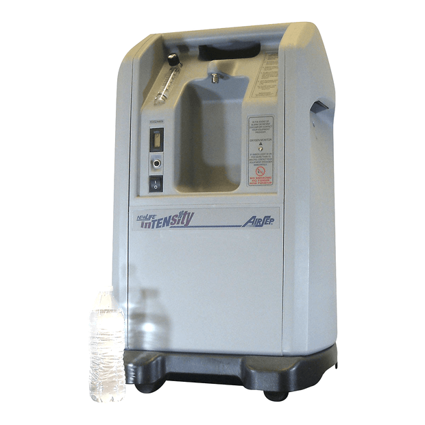 Oxygen Generator Tall White Machine