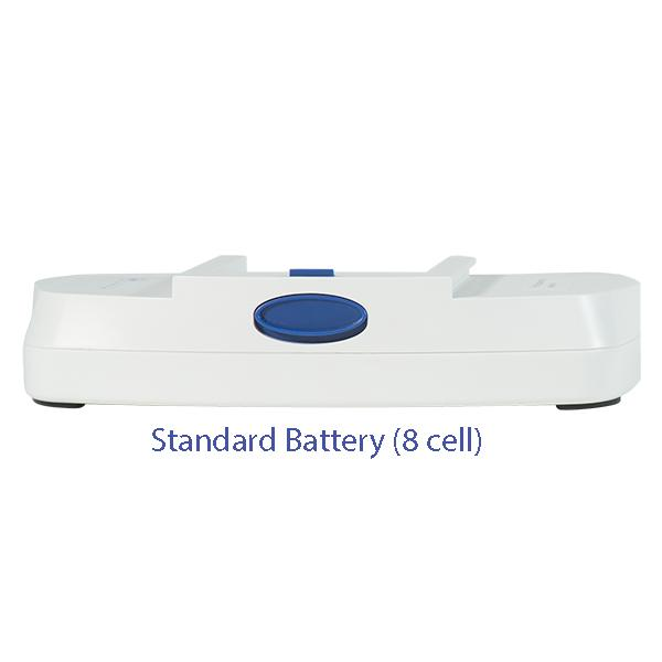 Battery Packs For Portable Oxygen Concentrators White Standard Battery
