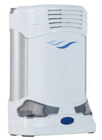 Caire Freestyle Comfort - 16 Cell Battery Portable Oxygen Concentrator