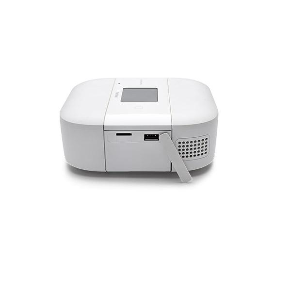 Philips Dreamstation Go White Square Front