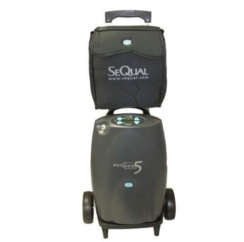 Sequal Eclipse 5 Oxygen Concentrator