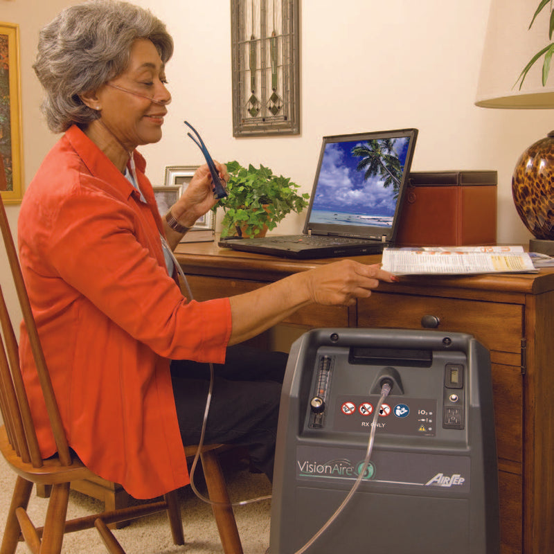 Caire Airsep VisionAire 5 Oxygen Concentrator