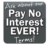 Pay no interest over