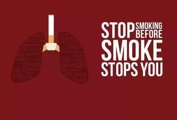COPD stop smoking