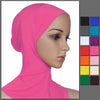 Modesty Bonnet - Basic - A simple hijab under cap designed to be worn under a scarf, available in 14 colours.
