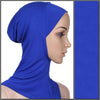 Modesty Bonnet - Basic - A simple hijab under cap designed to be worn under a scarf, available in 20 colours.