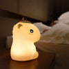 Boopimals - Unity the Unicorn - An adorable silicon nightlight shaped like a cute, chubby unicorn.