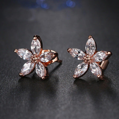 Bijoux Starbud Stud Earrings
