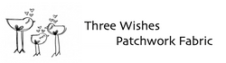 Three Wishes Patchwork Fabric