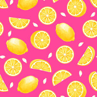NEW: Pool Party Lemons by Diana Mancini for Blank Quilting