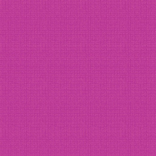 Fuchsia Colour Weave by Benartex