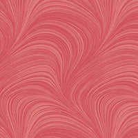 Wave Texture - Raspberry by Benartex