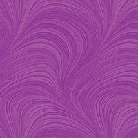 Wave Texture -Orchid by Benartex