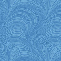 Wave Texture - Sky by Benartex