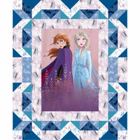 Frozen II - Licensed Disney Panel - Elsa & Anna
