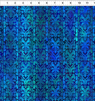 NEW Tapestry - Stripe Blue by Jason Yenter for In The Beginning