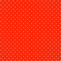 NEW: Strawberry Fields Forever: Forever Dots Red by Benartex