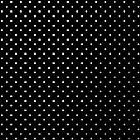 NEW: Strawberry Fields Forever: Forever Dots Black by Benartex