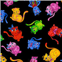 Loralie Designs: Cool Cats Tossed