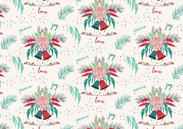 Aussie Christmas: Peace Joy Love Amanda Joy Designs
