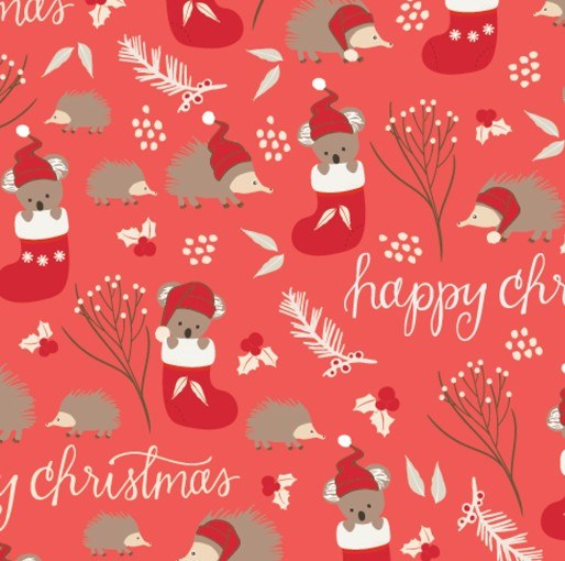 Festive Christmas: Aussie Christmas Friends  Amanda Joy Designs