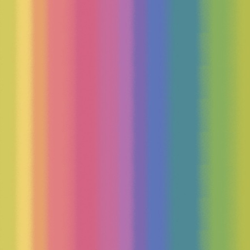 Essential Gradations: Rainbow Spectrum – Pastel by Benartex