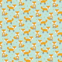 NEW: Woodland Friends: Foxes by Nutex