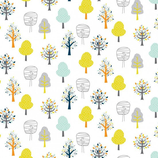 NEW: Woodland Friends: Trees by Nutex