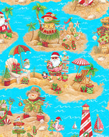 Holiday Beach: Island Celebrations by Blank Quilting