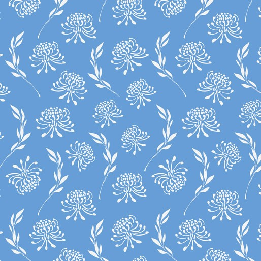 Australiana Soaring: Waratahs on Blue by Amanda Joy Designs