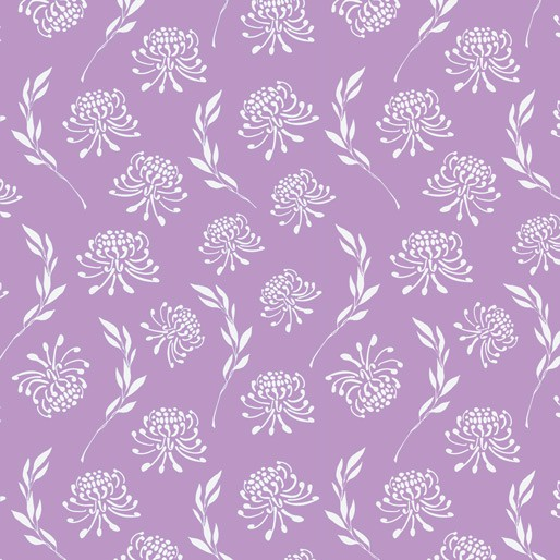 Australiana Soaring: Waratahs on Purple by Amanda Joy Designs
