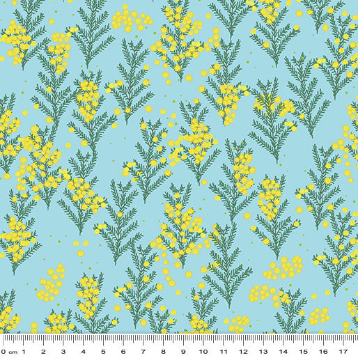 NEW Outback Beauty: Wattle Dance Sky  by Amanda Brandl for KK Designs