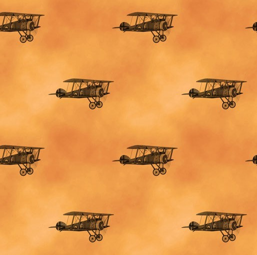 Remembering Anzac: Biplanes Formation  by KK Designs