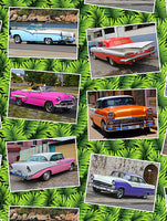 Cuban Car Snapshots - DIGITAL PRINT